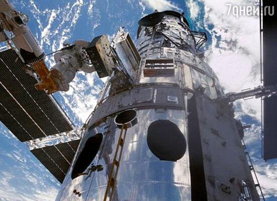 Кадр фильма «Телескоп Хаббл»