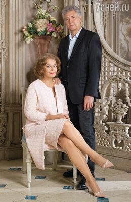 На Ирине платье, пальто Max Mara Pianoforte
