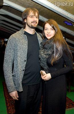 Влюбленная пара Марина Александрова и Андрей Болтенко привлекали всеобщее внимание