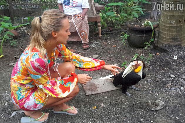 Глюк'ozа отдохнула на Бали