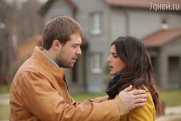 Александр Ильин и Клара Лаго