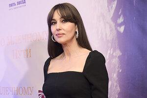 Эксклюзив: Моника Беллуччи рассказала о чувствах к Эмиру Кустурице