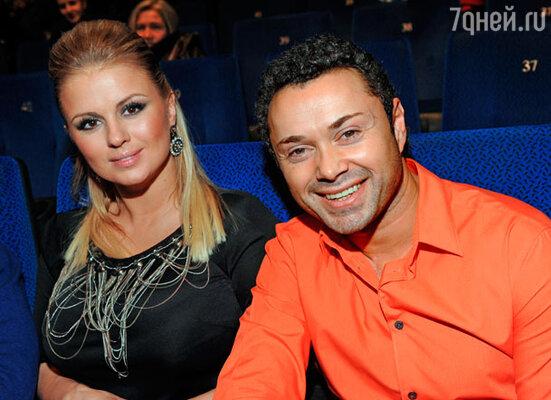 Анна Семенович и Андрей Носков