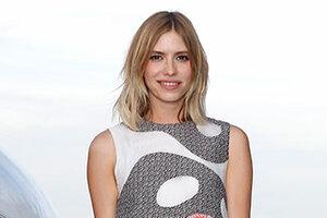 Елена Перминова оценила в Каннах круизную коллекцию Christian Dior