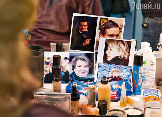 У гримеров «Большой разницы» десятки «эталонных образцов» — фото известных личностей— героев программы