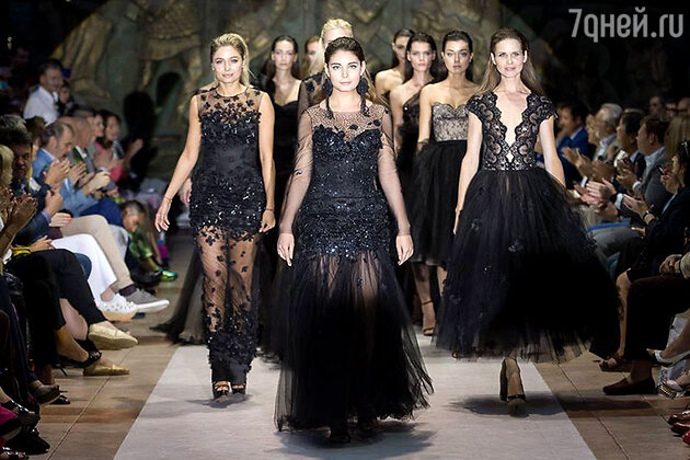 Анастасия Задорина продемонстрировала яркую коллекцию осень-зима 2015-2016 Welcome to the black
