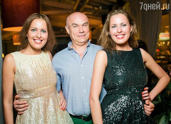 Сергей Мазаев с гостями мероприятия