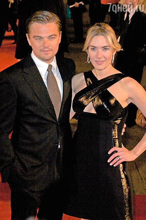 Леонардо Ди Каприо и Кейт Уинслет, 2009 год