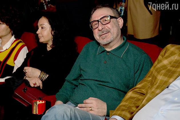 Евгений Маргулис с женой