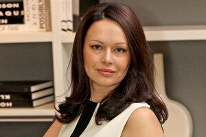 Ирина Безрукова подарила близкой подруге магический камень