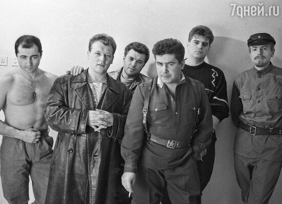 Группа «Любэ». 1990 год