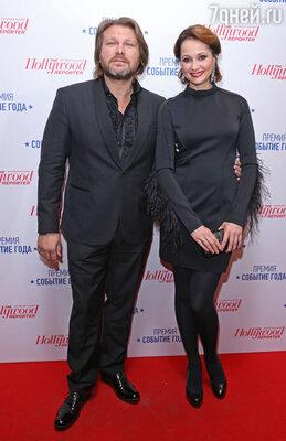 Егор Пазенко и Ольга Кабо