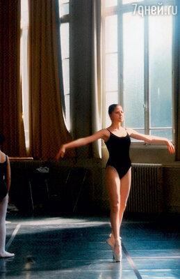 Узнав, что обожаемый балет почти предопределен - бабушка Зоя Пашкова прекрасная балерина, - Алина расцвела