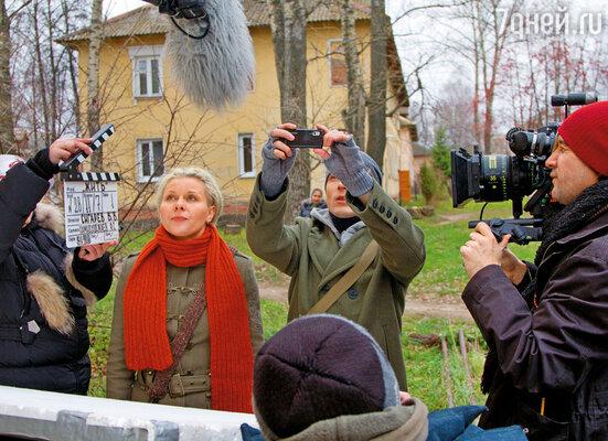 Вася Сигарев ценит меня как актрису,  говорит: «Это не потому что ты моя чувиха, просто мне нравится твой подход к работе»
