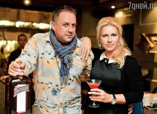 Екатерина Одинцова и Лешек Карпович