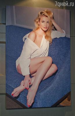 Татьяна Котова, по общему мнению, оказалась удивительно похожа на молодую Ким Бесинджер