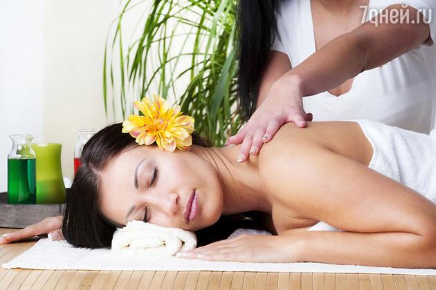 Уже несколько тысячелетий массаж считается средством оздоровления и омоложения