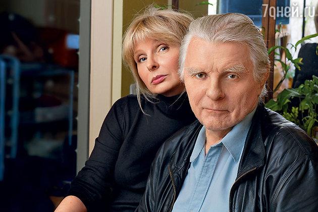 Татьяна и Юрий Назаровы