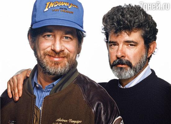 Стивен Спилберг стал для Лукаса не только коллегой, но и другом. Они оба сходятся во мнении, что киноиндустрию в сегодняшнем виде ожидает крах
