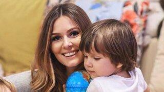 Трехлетний сын Марии Кожевниковой заработал первый гонорар