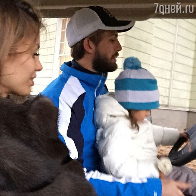 Виктория Боня, Алекс Смертиф и дочка Анджелина Летиция