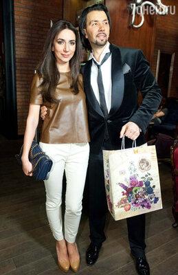 Денис Клявер и Зара