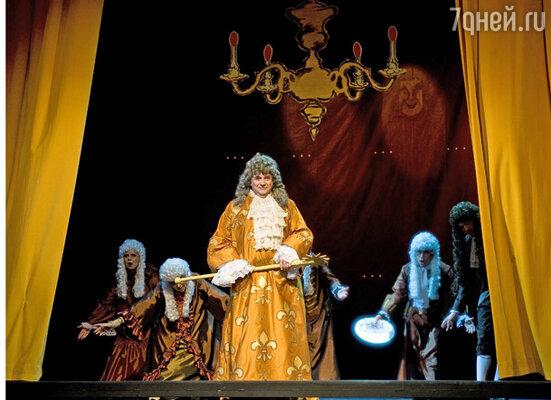 Спектакль «Кабала святош» (Театр Сатиры)