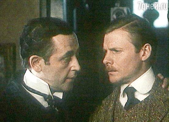 Кадр фильма «Шерлок Холмс и Доктор Ватсон»