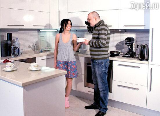 Лена: «Я обожаю готовить и очень рада, что Артему нравится мое творчество»