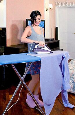 Лена: «У меня уже полгода нет домработницы, и всю работу по дому я делаю сама»