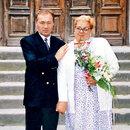 Юрий Кузнецов с женой Ириной