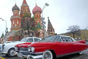 Павлу Деревянко доверили «Rolls-Royce»