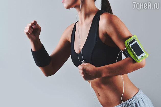 Благодаря силовым тренировкам можете не ограничивать себя в еде