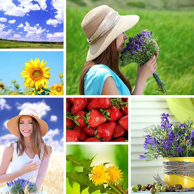 Medeq Gaiapharma желает вам цветущей яблонями весны и пахнущего клубникой и арбузами лета!