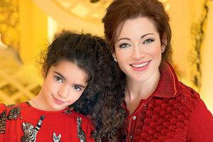 Алена Хмельницкая: «Я совсем не против общения детей с новой семьей их отца»