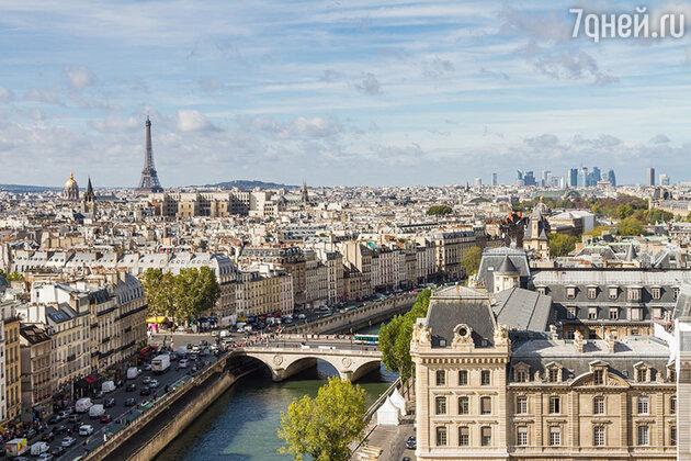 Вечная молодость и элегантность Франции манит к себе путешественников