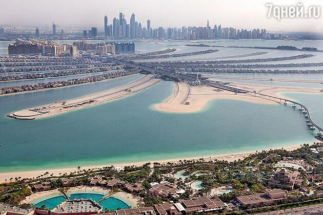 Если вас привлекает городская романтика, то отправляйтесь в Объединенные Арабские Эмираты