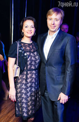 Ангелина и Александр Масляковы
