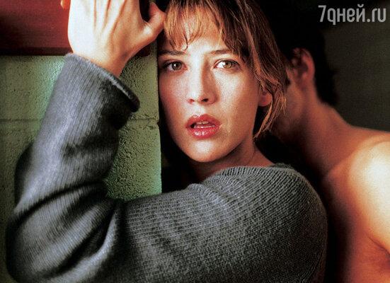 Софи Марсо в роли Клелии. «Верность». 2000 год