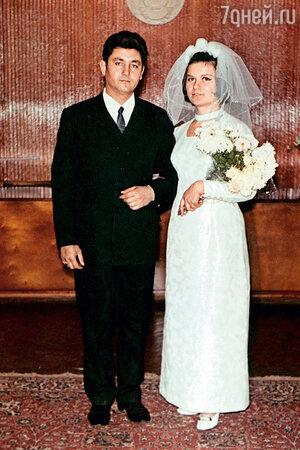 Евгений и Любовь Такшины