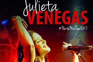 Концерт звезды латиноамериканской сцены Хульеты Венегас