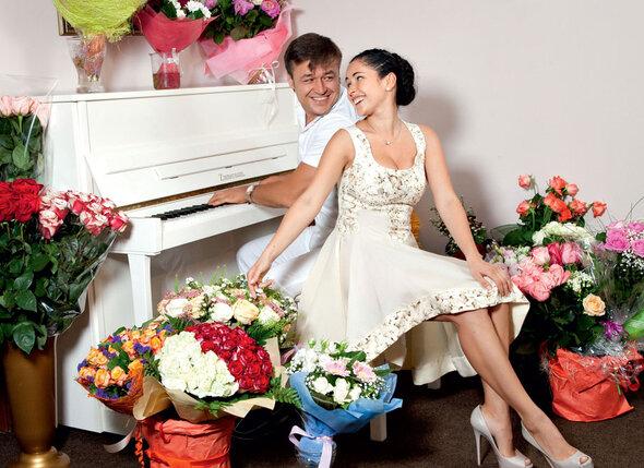 Люба: «Я сказала Ласло, чтохотела бы выйти замуж раз и навсегда. А он ответил: «Только с тобой я мог бы прожить всю жизнь»