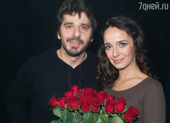Валерия Ланская и Патрик Фьори