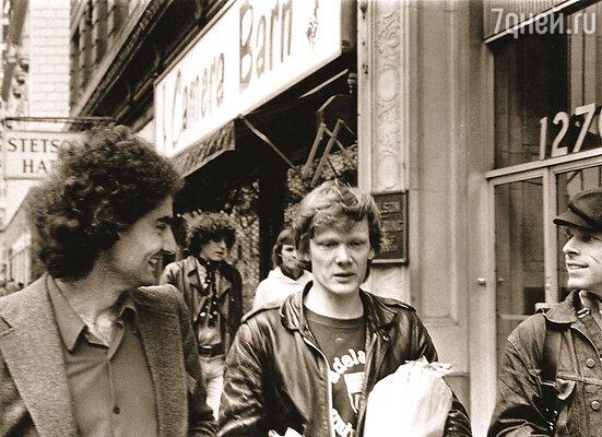 Жан-Луи Блондо (слева) сначала считал мечту Филиппа абсурдной в отличие от Джима Мура (справа), который поддержал идею друга сразу