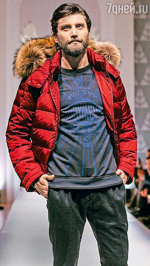 Мужская куртка от Bosco Fresh