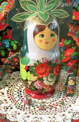 Выставка «Русская матрешка»