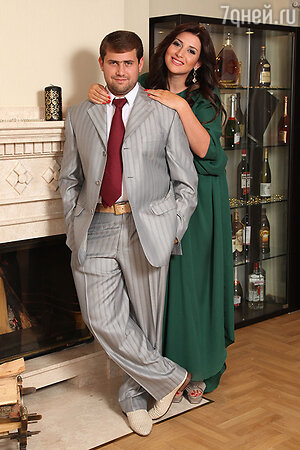 Жасмин с мужем Иланом
