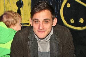Михаил Башкатов вместе с детьми принял участие в боях без правил