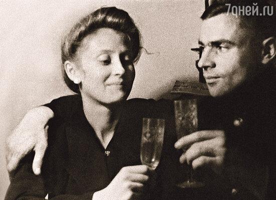 Мои родители Владимир Викторович и Ариадна Сергеевна прожили в любви всю жизнь