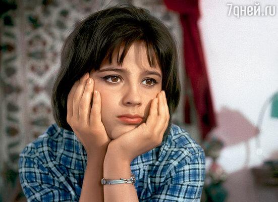 Когда смотрю сегодня «Кавказскую пленницу», думаю: «Какая чудесная девочка!»
